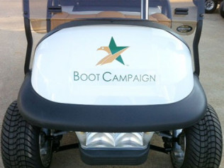 Boot Campaign Project Custom Cart