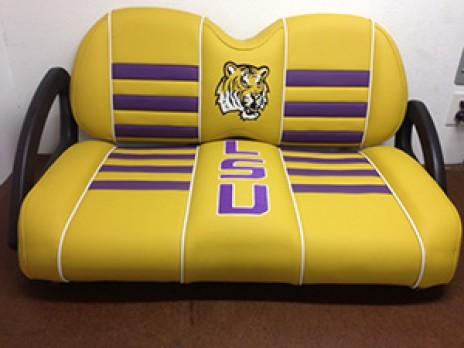 Cart Upholstery Big Dog Custom Carts Of East Texas
